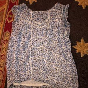 💥NWOT💥 Floral Blouse | Abercrombie & Fitch
